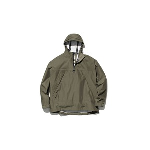 FR 3L Rain Pullover M Olive