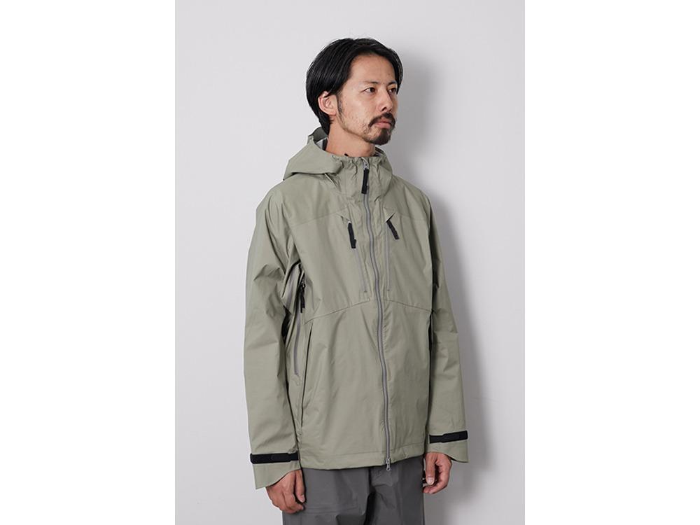 2.5L Rain Jacket M Black