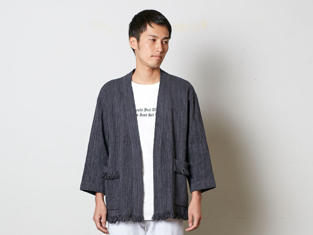 SummerHAORIJacket S Navy8