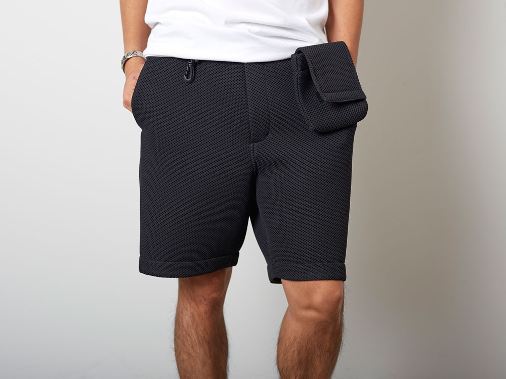 UtilityTransitShorts XL Black10