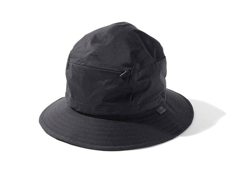 2.5L Rain Hat One Black