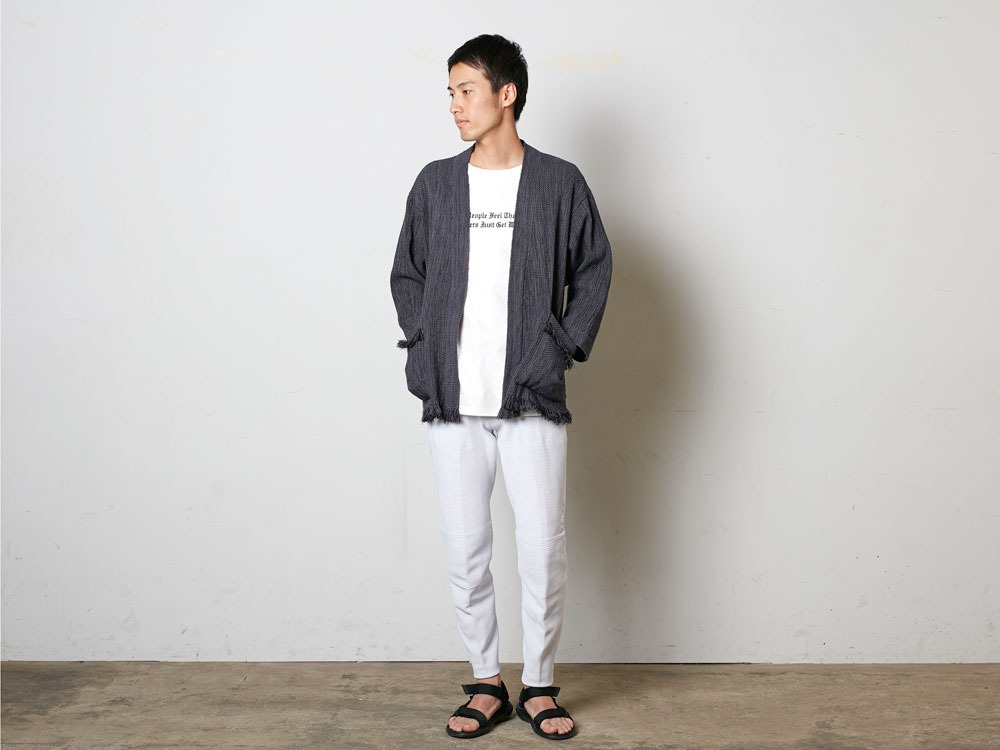 SummerHAORIJacket M Navy1