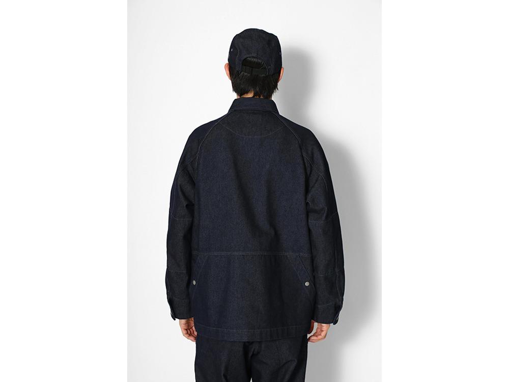 TAKIBI Denim Jacket M Indigo
