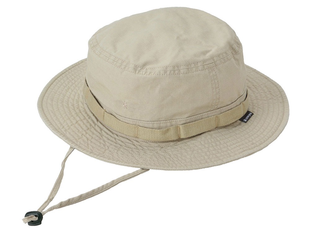Cotton Safari Hat Beige0