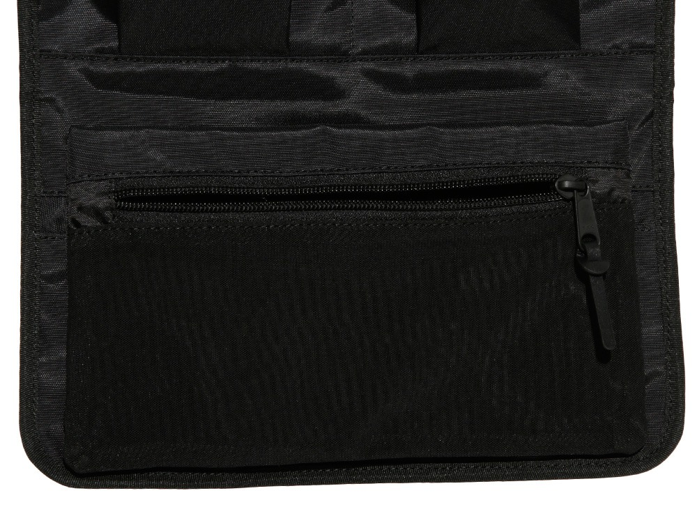 Day Camp System Roll Bag Black4