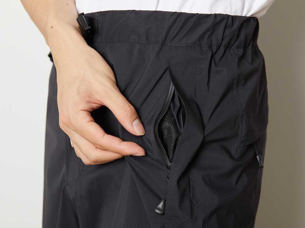 2.5レイヤー ワンダーラスト パンツ 2 ブラック