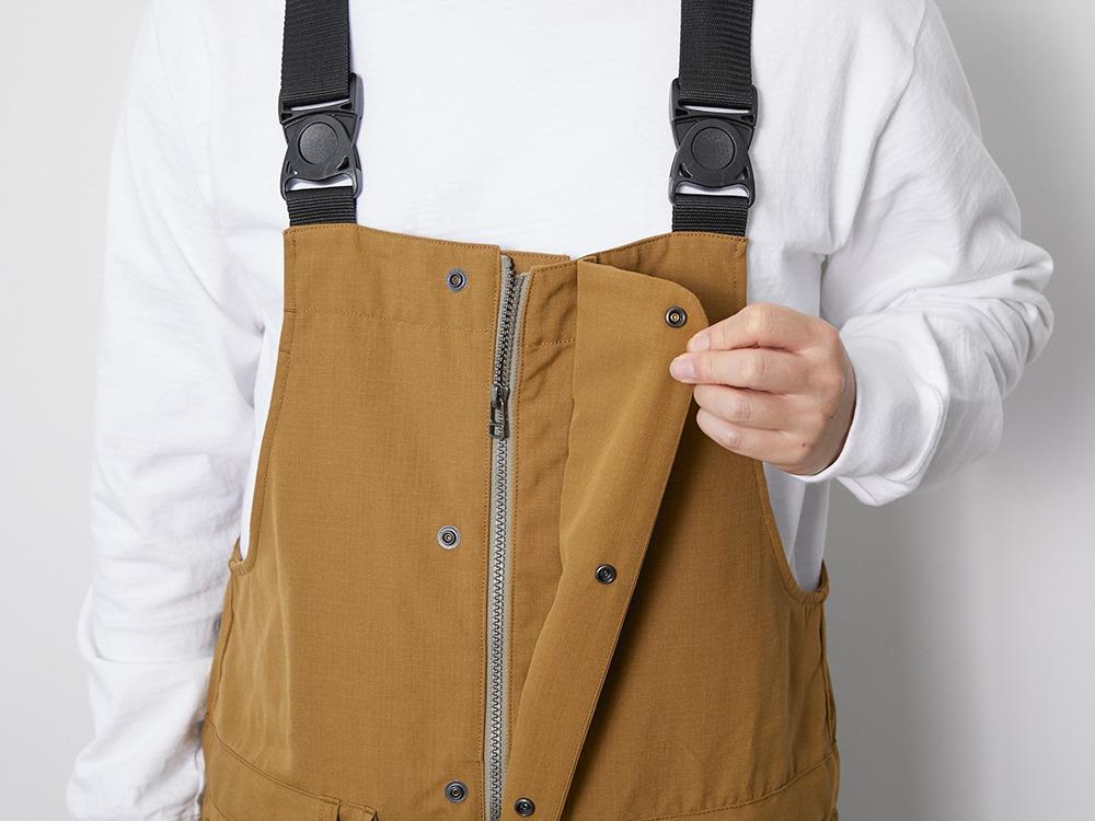 TAKIBI Overalls XL Black