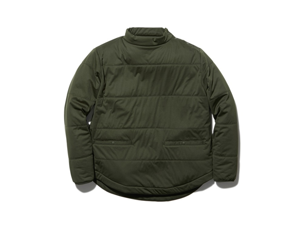 Flexible Insulated TunicPullover 1 MGR