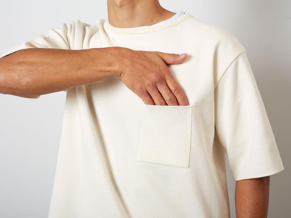 CottonDRYPullover XL White4