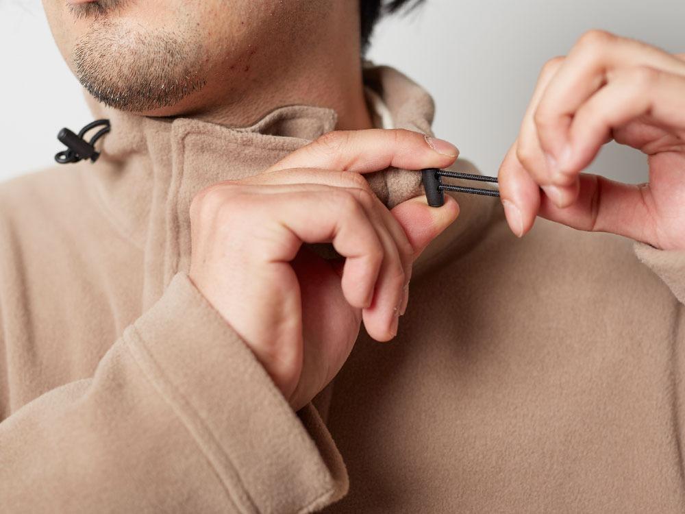 R/Pe Fleece Pullover XL Olive8