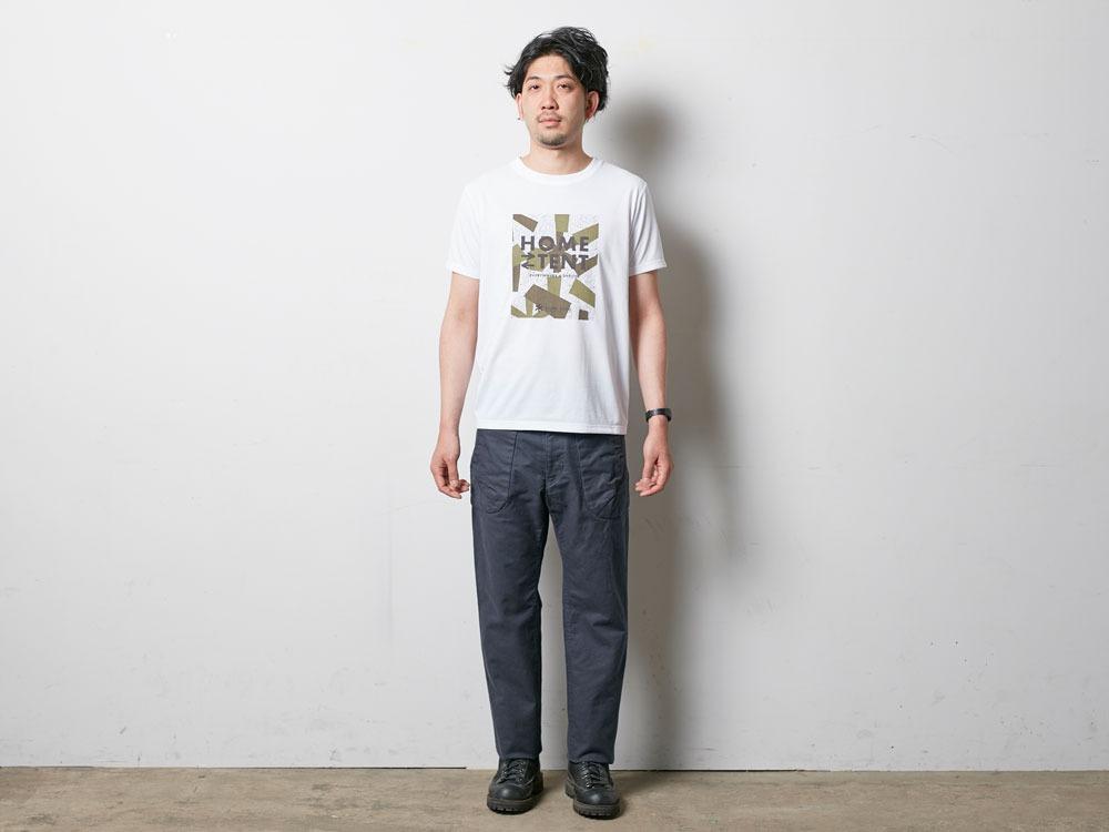 Rain CAMO Tshirt XL Melange Grey1