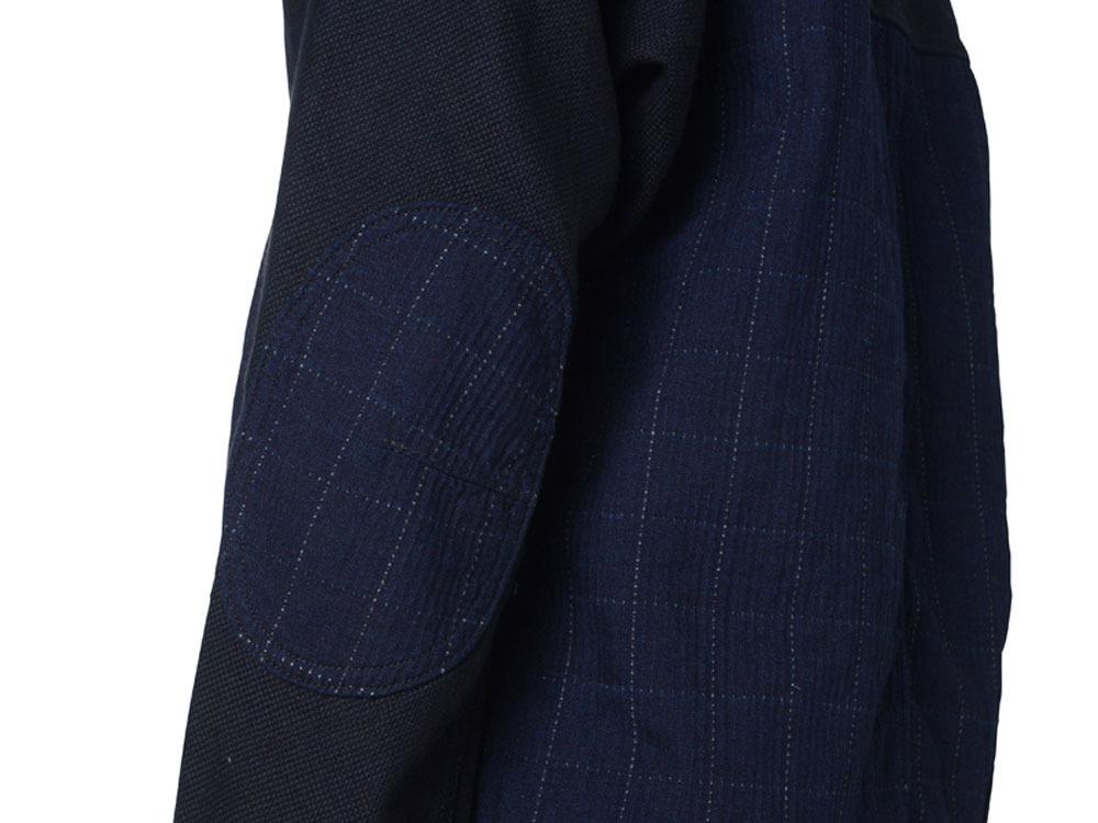 Noragi Jacket S Indigo3