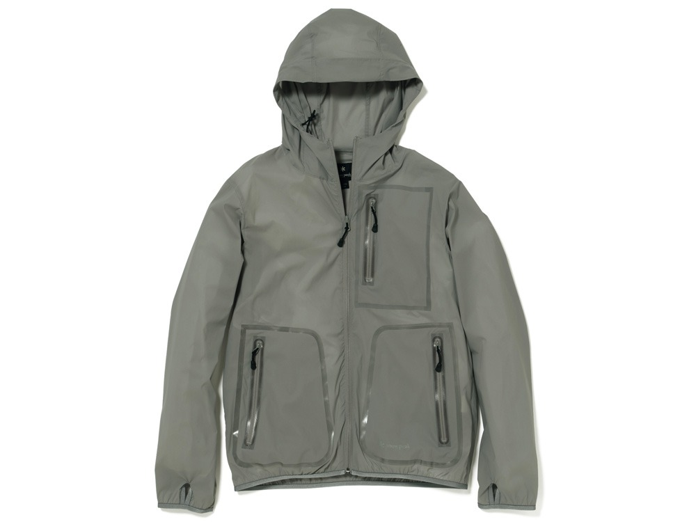 Rain&Wind Resistant Parka XL Grey0