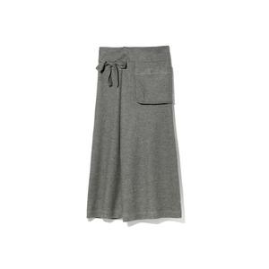 ウールタイトニットスカート