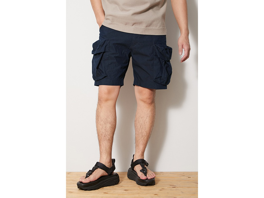 Indigo C/N Shorts M Black