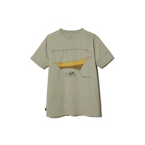 Easy Going Tee L Khaki