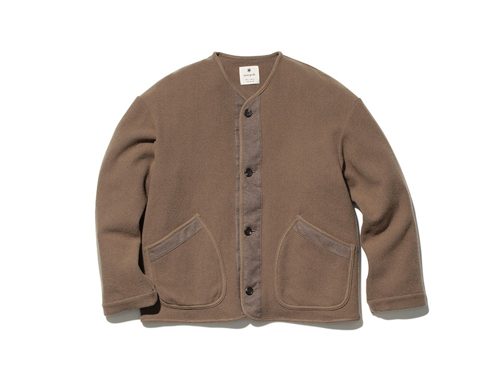 Wo/Ny Cardigan L Brown