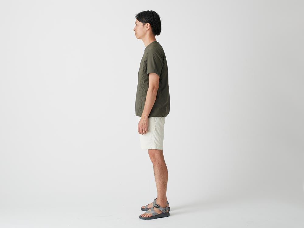 FlexibleInsulated Shorts XXL Black3