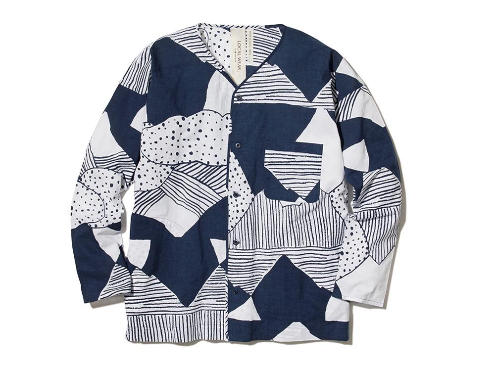 KOIKUCHI Shirt Nihon Batik