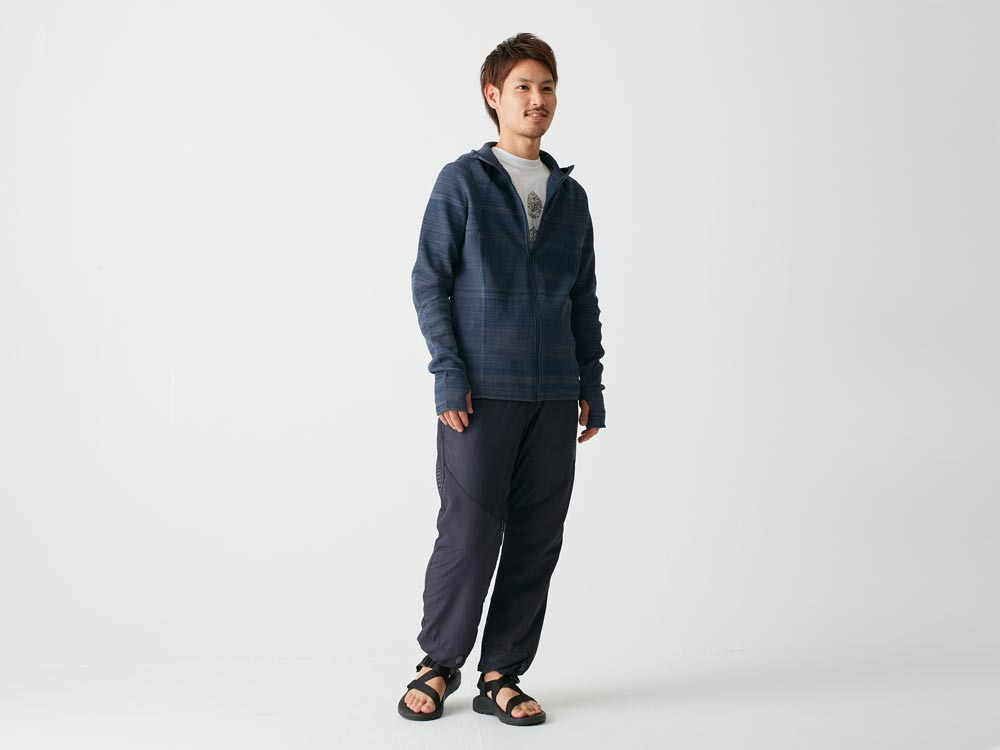 Insect Shield Pants L Navy1