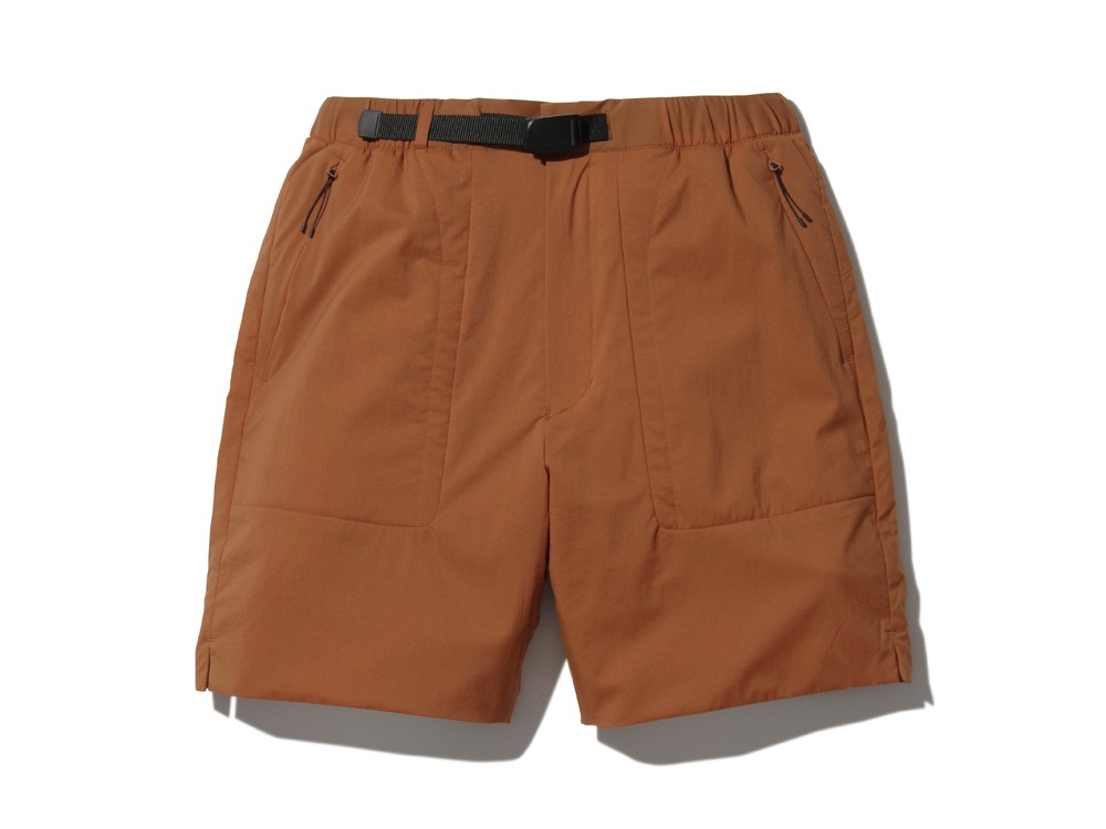 2LOctaInsulatedShorts L Orange0