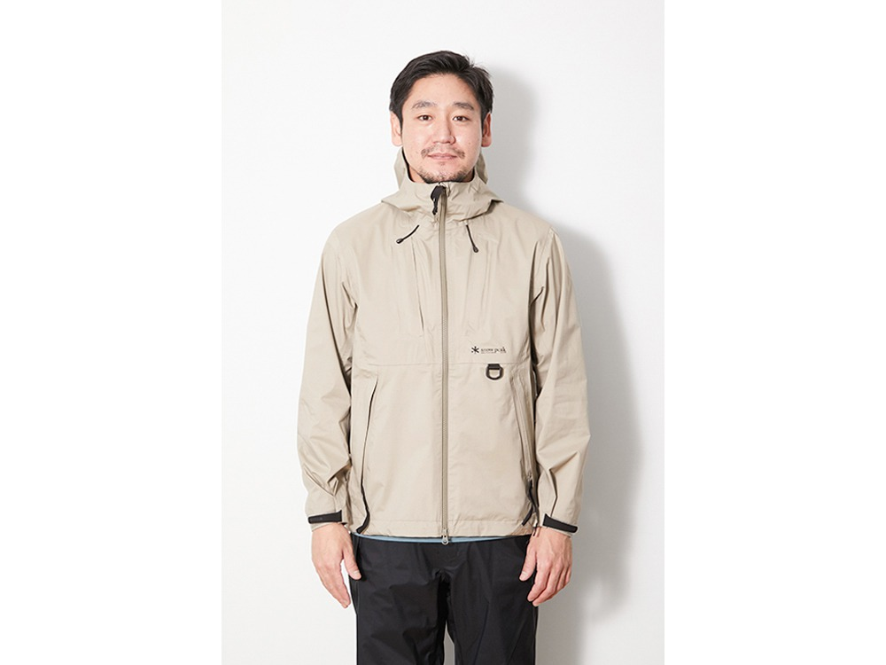 2.5L Wanderlust Jacket M Grey