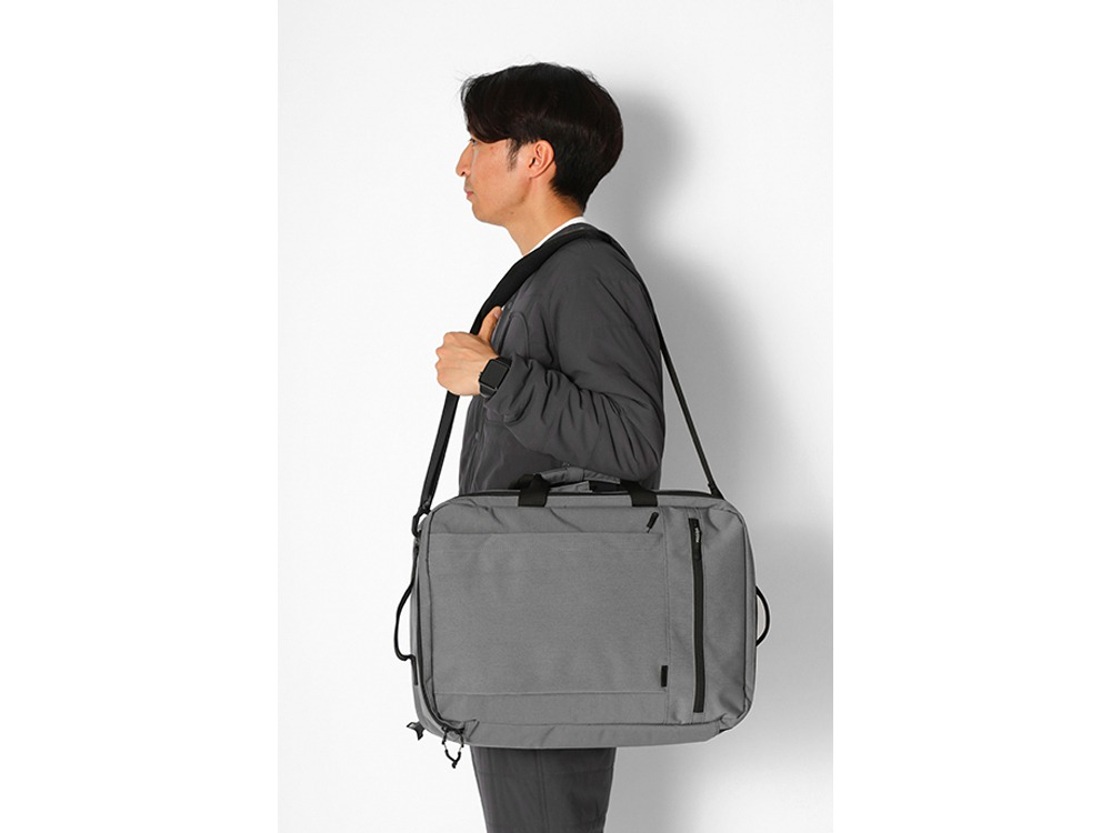 Everyday Use 3Way Business Bag One Black