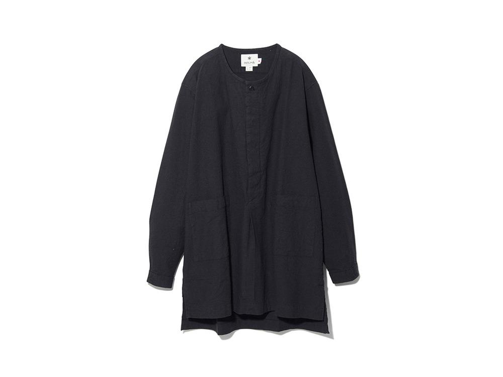シジラ スリーピング シャツ S Black