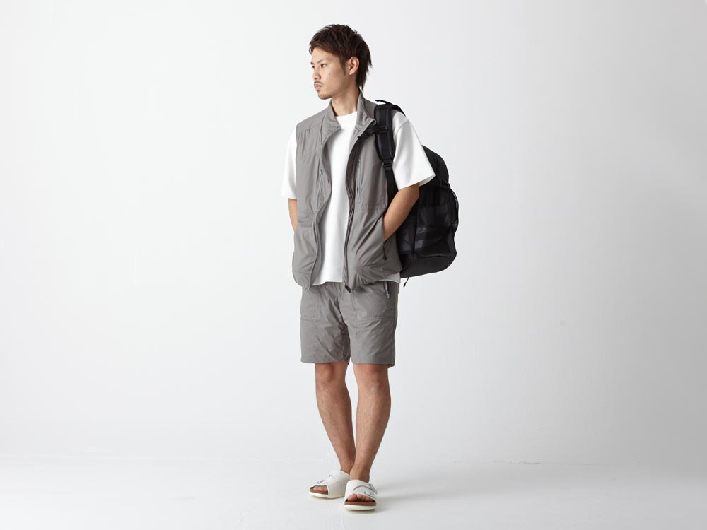 2LOcta Insulated Shorts XL Grey1