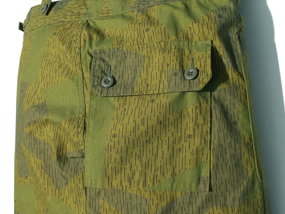 Printed Military Pants XL Khaki4