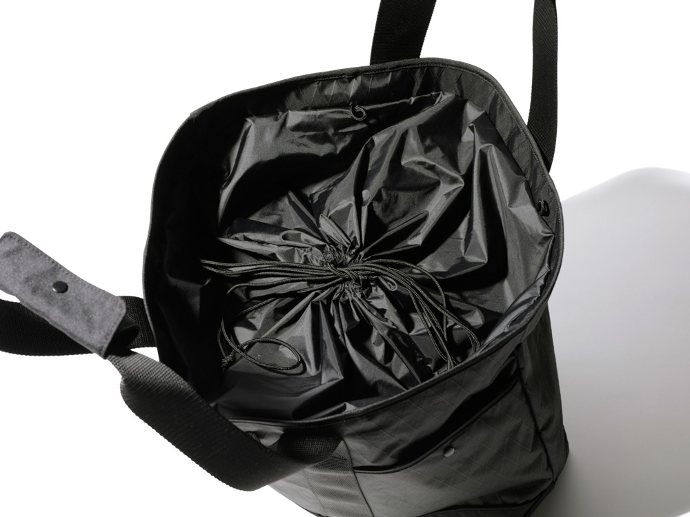 X-Pac Nylon Totebag One Black