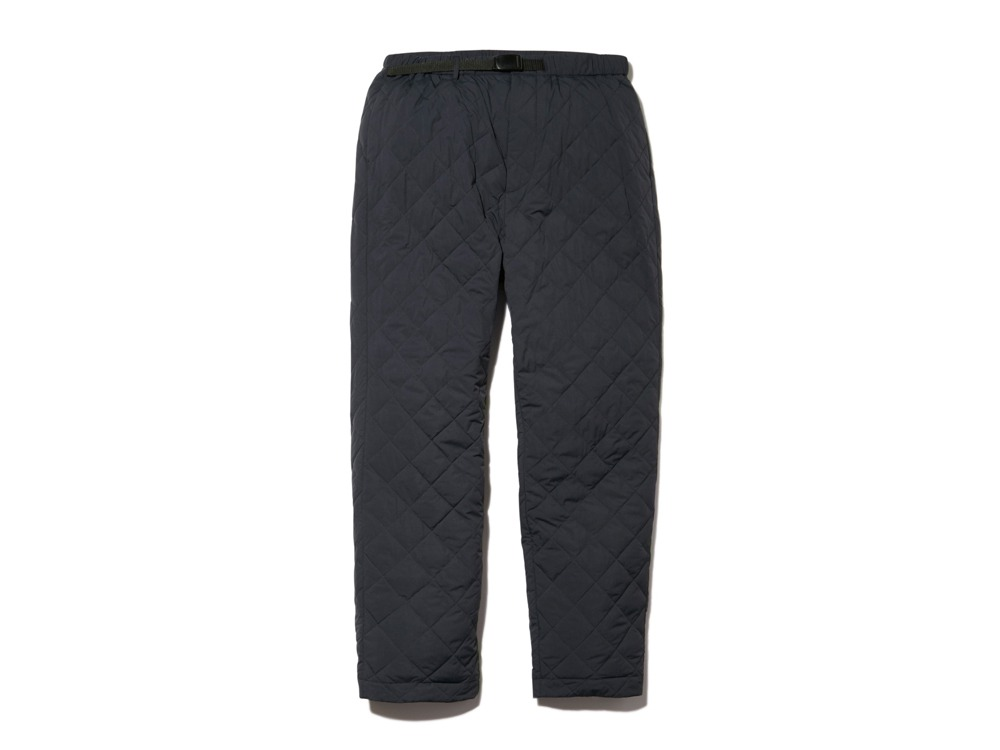 Recycled Ny Ripstop Down Pants S Black