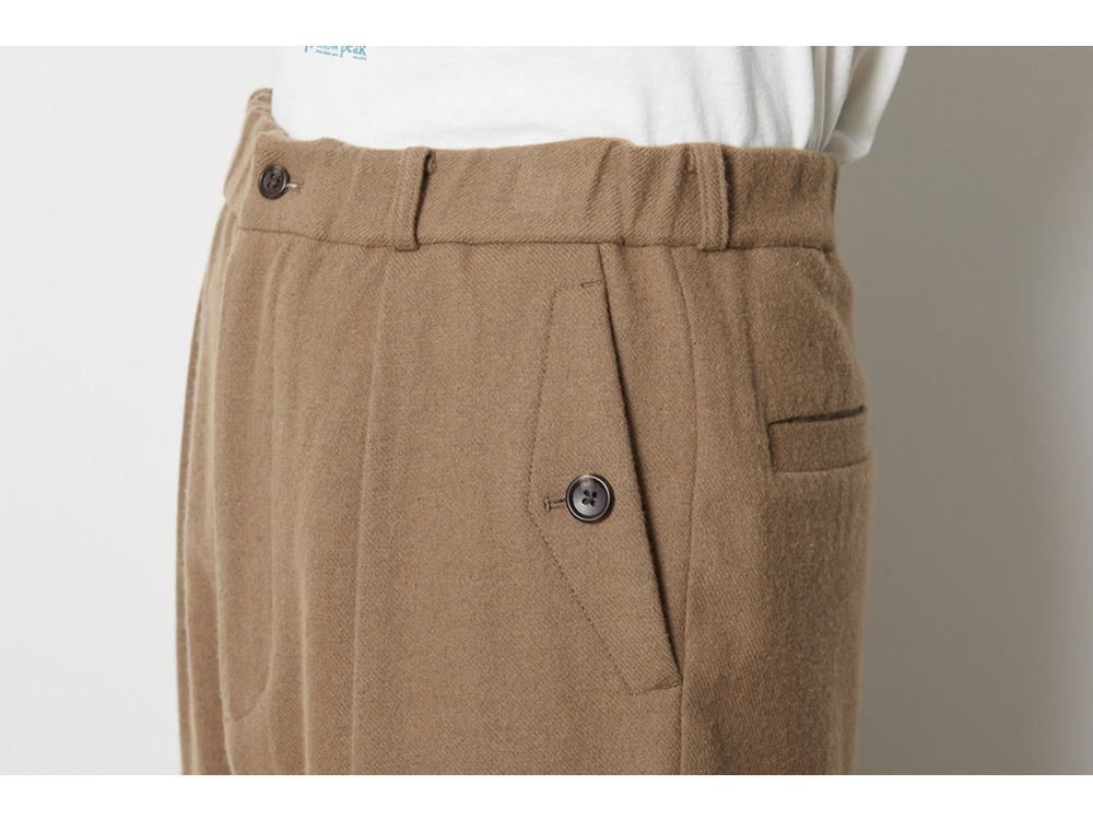 Wo/Ny Pants L Brown