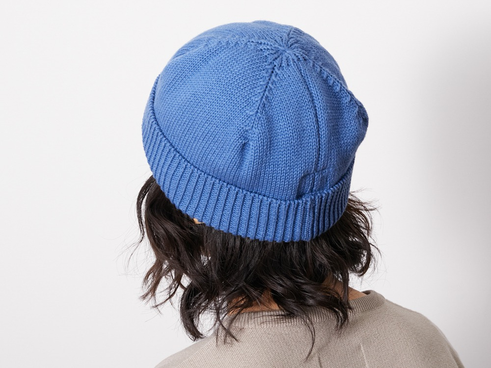 C/L Knit Cap One Blue