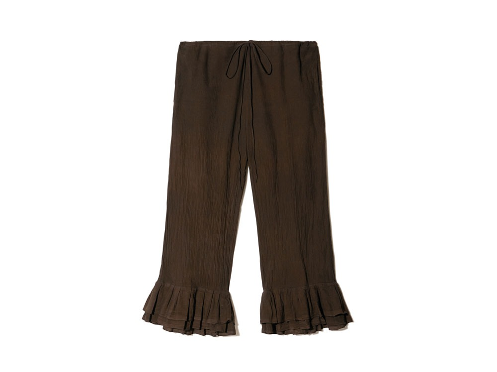 OG Cotton Pleated Pants 1 DORO
