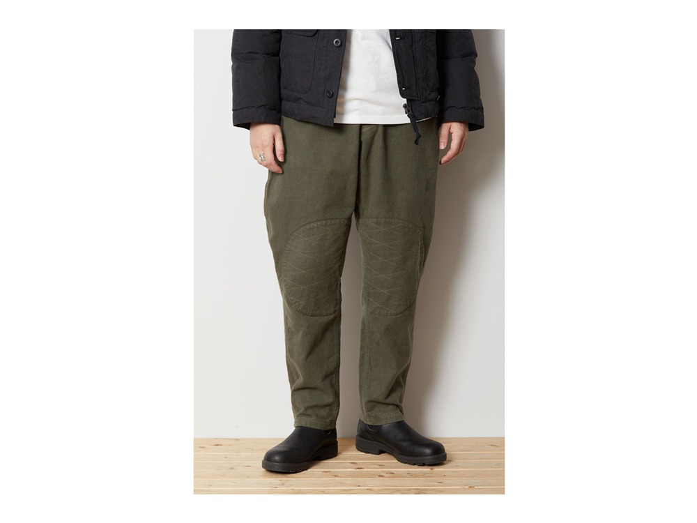 Army Cloth Pants S Khaki