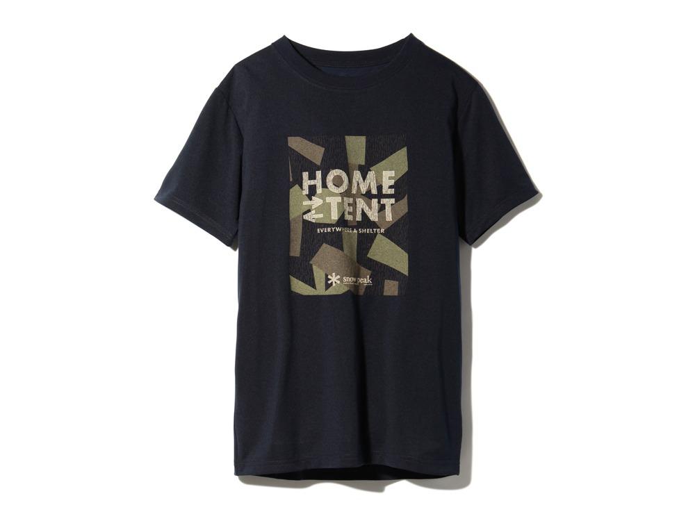 Rain CAMO Tshirt L Navy0