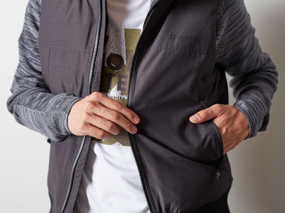 FR Down Vest XL Olive6