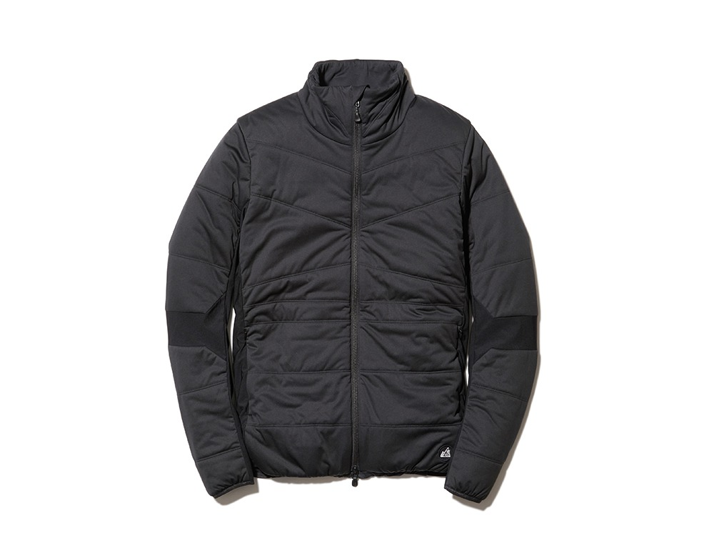 MM Flexible Insulated Jacket S Black
