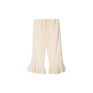 OG Cotton Pleated Pants