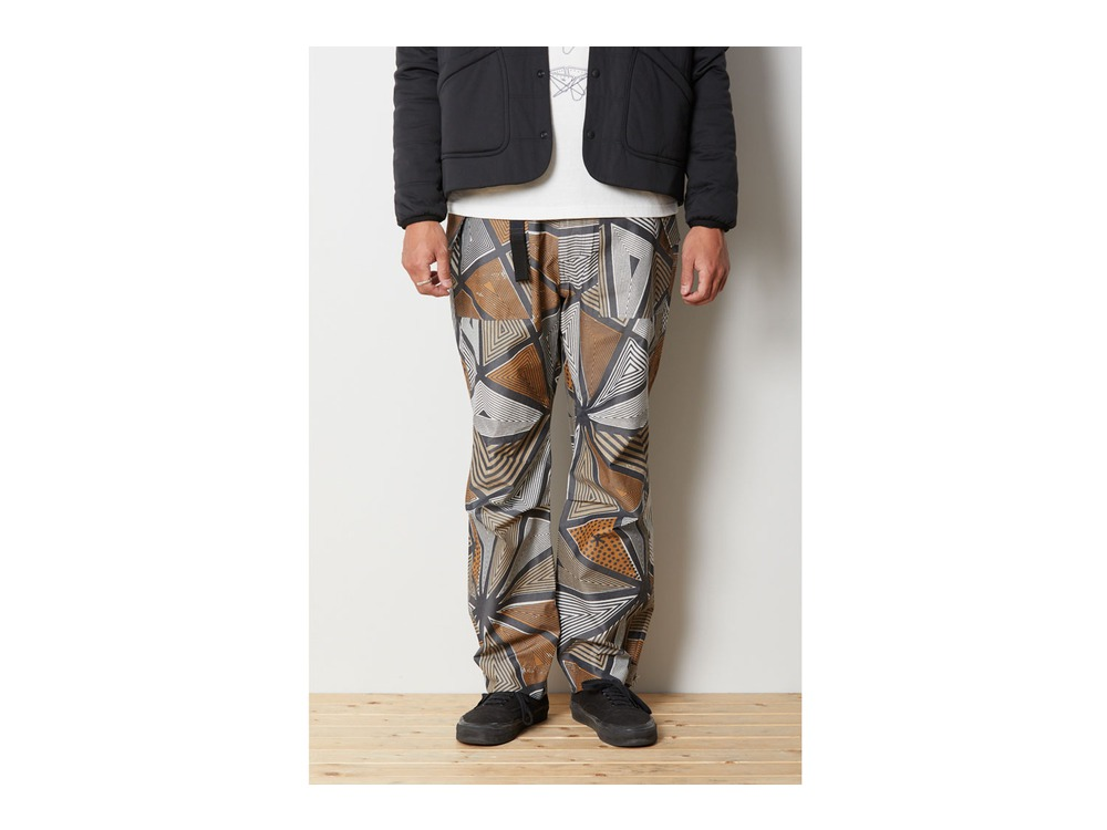Printed eVent C/N Rain Pants XL Red