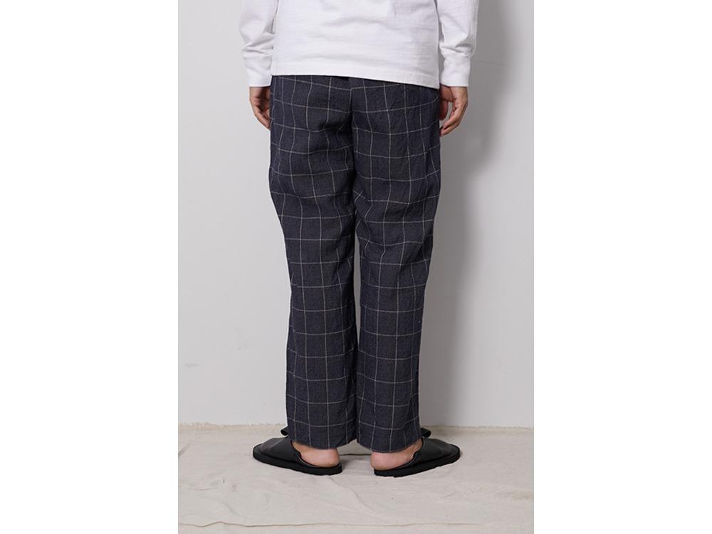 C/L Check Tweed Pants XL Beige