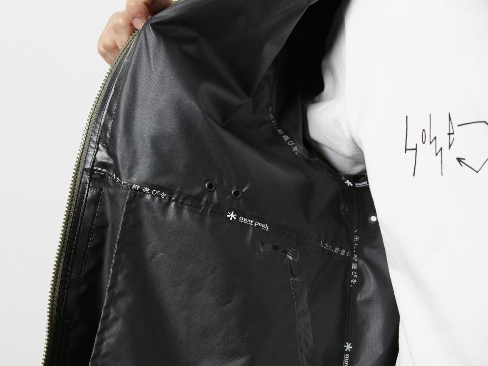 FR(ファイヤーレジスタンス)レイントレンチ M ブラック