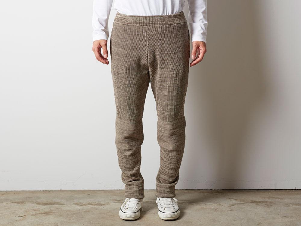 WG Stretch Knit Pant #3 L Grey2