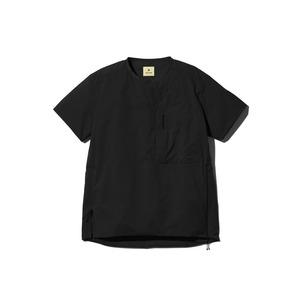 2レイヤー オクタ プルオーバーTシャツ