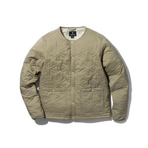 キルティングパフジャケット