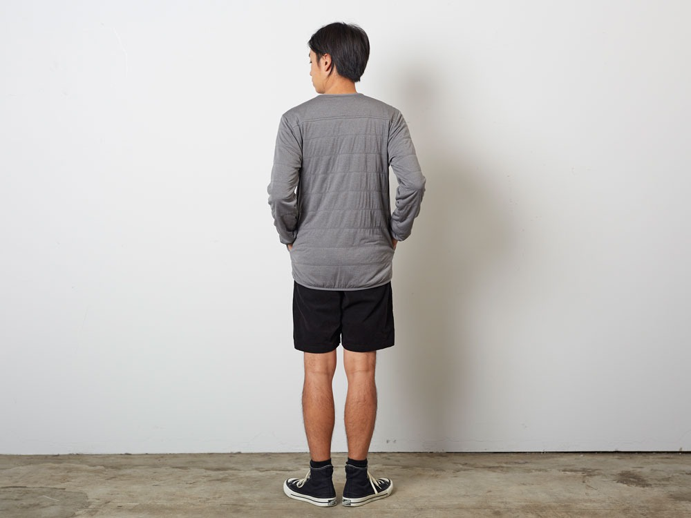 FlexibleInsulatedPullover  M M.Grey3