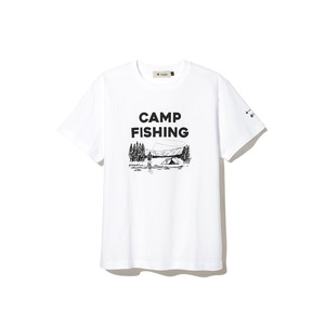 CAMPFISHING S/S T ホワイト M