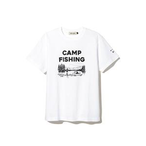 CAMPFISHING S/S T ホワイト L
