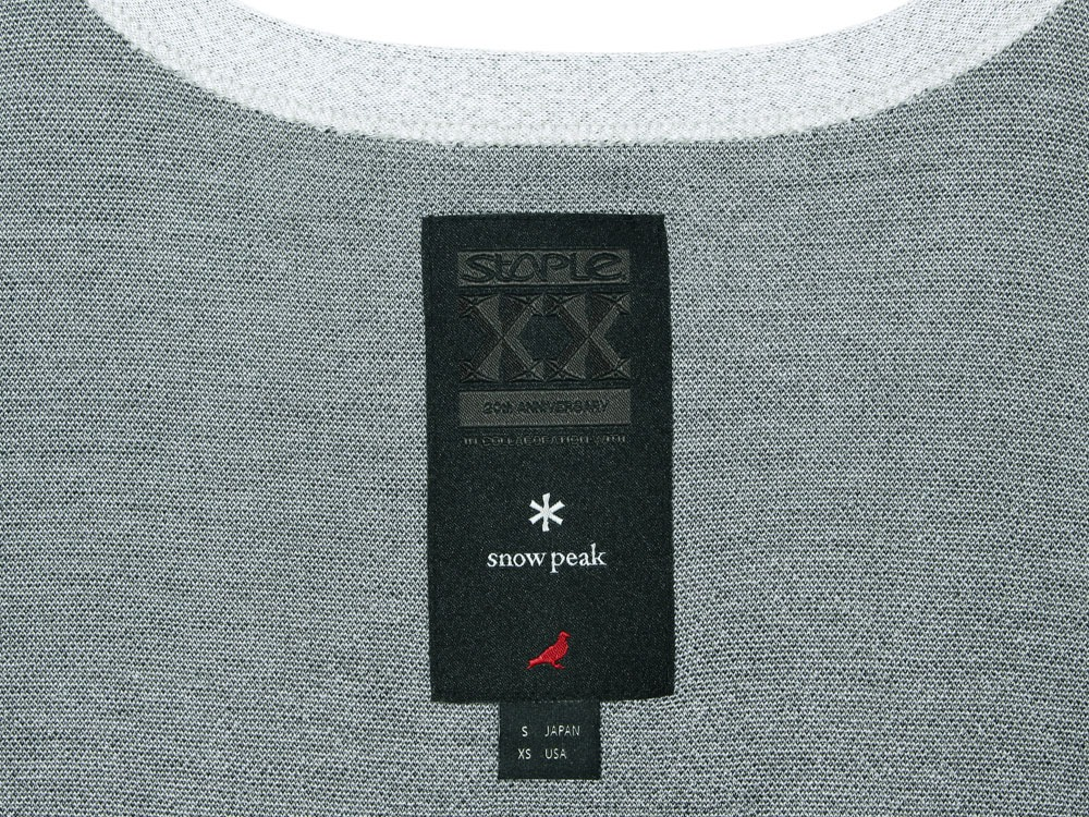 SP×Staple Design Pigeon JQ Tshirt M GY2